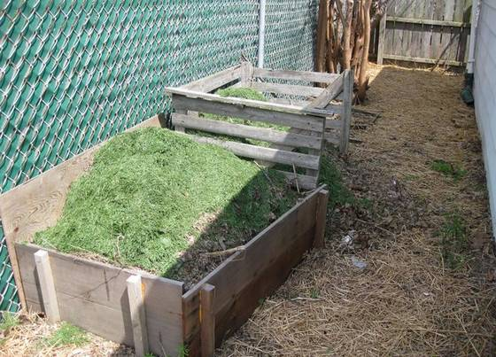 A sad compost pile.