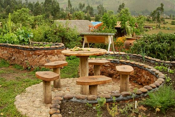 Permaculture Zone 1
